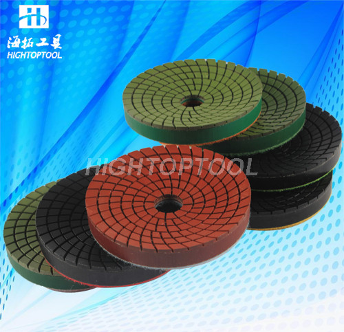 Diamond Spill Wet Polishing Pad